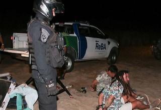 Argentina, festa in spiaggia con 2mila persone: decine di arresti
