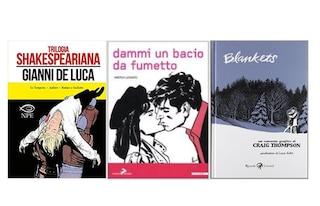 10 fumetti da regalare e leggere per San Valentino: i consigli per una lettura romantica