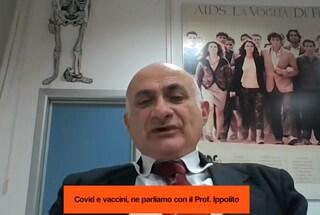 """Ippolito a Fanpage.it: """"Perché il vaccino italiano è importante, se le altre aziende ritardano"""""""