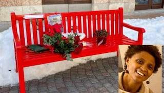 "Uccisa a martellate, una panchina rossa per Agitu Gudeta: ""Trento non dimentica"""