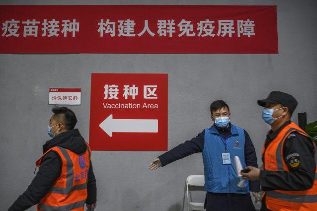 Covid: Pechino, isolati primi casi della variante inglese - Ultima Ora