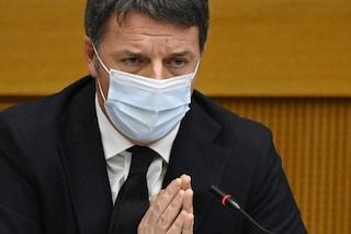"""Renzi: """"Volevo risposte da Conte, lui ha preferito cambiare maggioranza. Punto di rottura? Il Mes"""""""