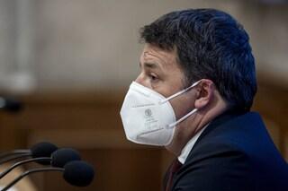 """Governo, Renzi: """"Conte ha detto che ci vediamo in Parlamento. Aspettiamo, finora non mi ha risposto"""""""