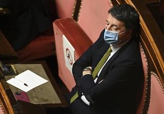 Sondaggi elettorali, Renzi paga la crisi di governo: Italia Viva crolla e scende sotto il 3%