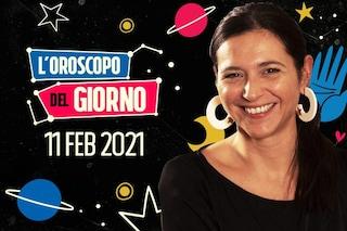 L'oroscopo di giovedì 11 febbraio 2021: nuova vitalità per Acquario e Sagittario