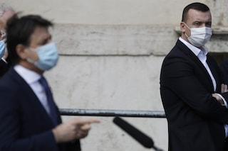 """Casalino: """"Non so cosa voglia fare Conte, ma è diverso da altri leader e l'Italia ha bisogno di lui"""""""