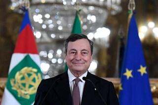 I numeri in Parlamento del governo Draghi: chi voterà No alla fiducia