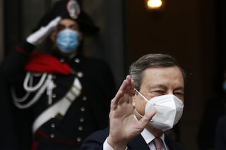 """Primo incontro pubblico per Draghi alla Corte dei Conti: """"Cittadini chiedono velocità e trasparenza"""""""