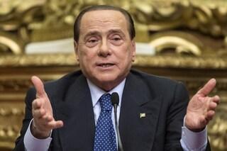 Silvio Berlusconi è ricoverato in ospedale da lunedì mattina