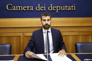 """Palazzotto lascia Si e vota fiducia a Draghi: """"Contribuirò a rafforzare l'alleanza Pd-M5s-Leu"""""""