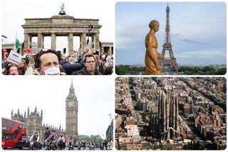 Lockdown, coprifuoco, spostamenti, ristoranti e negozi: come il resto d'Europa si difende dal Covid