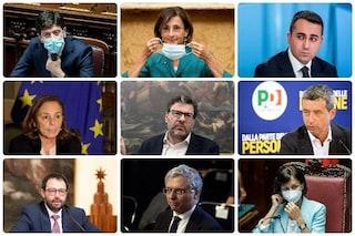 La lista completa dei ministri del governo Draghi: da dove vengono, cosa fanno e chi sono
