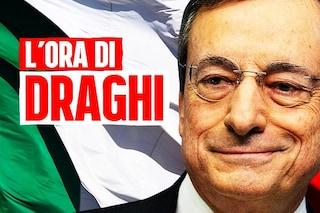 Crisi di governo 12 febbraio, Draghi scioglie la riserva e annuncia i nuovi ministri.