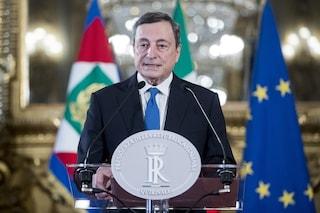 Nuovo dpcm, Draghi mantiene la linea del rigore: preoccupano le varianti, verso stop a riaperture