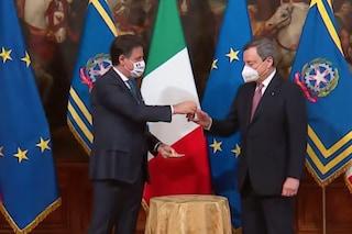 Sondaggi, Draghi ha gradimento del 61% degli italiani: suo governo ha più fiducia di quello Conte