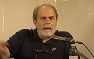 Morto Franco Cassano, addio a 78 anni all'autore de Il pensiero meridiano