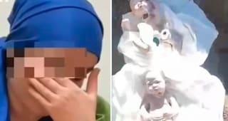 Trova bambole nella bara al posto dei figli morti appena nati: la moglie aveva finto la gravidanza