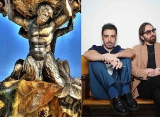 La leggenda di Colapesce, che ha ispirato il nome d'arte di Lorenzo Urciullo