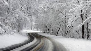 Maltempo, Burian ha investito l'Italia: neve al centro-sud, temperature siberiane al nord