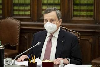 La decisione di chiudere gli impianti sciistici è stata presa dal governo e da Mario Draghi