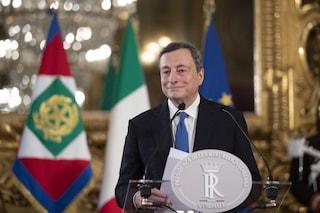 Draghi alla prova del Parlamento: il calendario e i numeri della fiducia a Senato e Camera