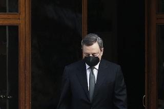 Il testo integrale del discorso di Mario Draghi al Senato
