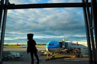 Francia, trattenuta per otto giorni in aeroporto a soli 11 anni per accertamenti