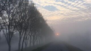 Previsioni meteo 24 febbraio, dominio dell'anticiclone: nebbia e qualità dell'aria in peggioramento
