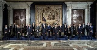 Sondaggi politici, agli italiani non piace la squadra di ministri del governo Draghi
