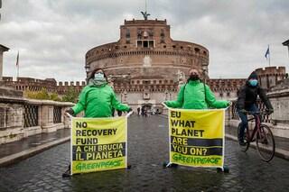 """Greenpeace a Fanpage.it: """"Sul clima bisogna agire adesso. Draghi dovrà vincere interessi di parte"""""""