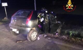 Incidente a Borgo d'Ale, morta la bambina di 3 anni rimasta ferita: grave la sorellina di 6