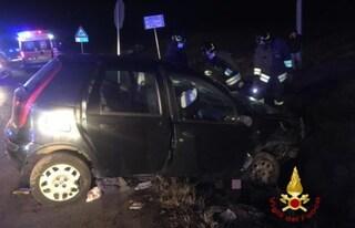 Scontro tra due auto in provincia di Vercelli: due bimbe in condizioni disperate