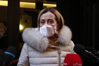 """Ristoranti aperti la sera, anche Giorgia Meloni d'accordo con Salvini: """"Chiusure irragionevoli"""""""