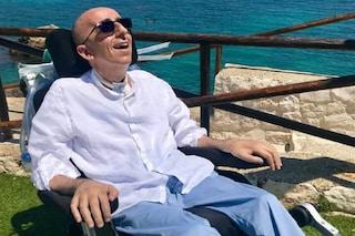 """Pasquale Centrone, il ristoratore che chiede l'eutanasia: """"Sla bastarda e assistenza inadeguata"""""""