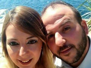 Piera Napoli e Salvatore Baglione