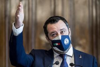 Salvini dice che grazie a Molteni al Viminale si accelererà sul taser alla Polizia