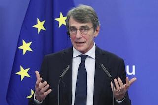 """Sanzioni contro Presidente Parlamento Ue Sassoli: """"Mosca cerca nemici per placare disagio interno"""""""