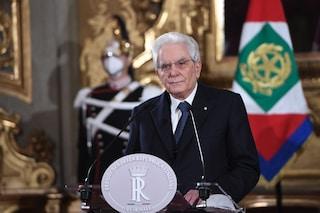 """Primo maggio, Mattarella: """"Il lavoro porterà il Paese fuori da questa emergenza"""""""