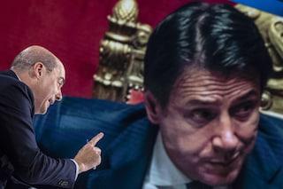 """Pd, Conte: """"Dimissioni Zingaretti non mi lasciano indifferente, sono dispiaciuto"""""""