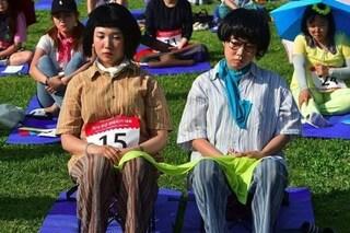 In Corea del Sud non fare nulla è diventato uno sport agonistico