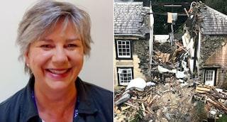 Regno Unito, la casa esplode: muore sotto gli occhi del compagno, erano in videochiamata