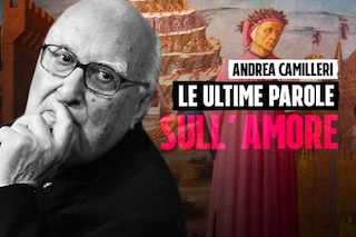 Andrea Camilleri nell'audio inedito, le ultime parole sull'amore diventeranno uno spettacolo