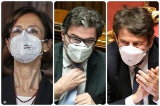 Sondaggi, la fiducia degli italiani nei ministri: in testa Cartabia, Giorgetti e Franceschini