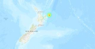 Scossa di terremoto di magnitudo 6.9 in Nuova Zelanda: è allerta tsunami