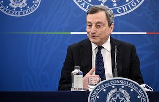 Sondaggi politici: giù il consenso di Draghi e del governo, ma un italiano su due è ancora fiducioso