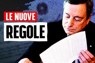 Draghi rinvia le riaperture e lo spostamento del coprifuoco: nessuna decisione prima del 17 maggio