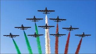 Il compleanno delle Frecce Tricolori: oggi compiono 60 anni