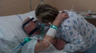 """Sposati da 64 anni, si ammalano di Covid assieme: ricoverati nella """"stanza matrimoniale"""""""