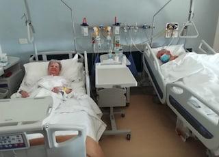 Positivi al Covid, separati dalla malattia: si ritrovano nella stessa stanza d'ospedale