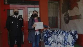 Uova di beneficienza rubate, c'è il lieto fine: colletta dei carabinieri per ricomprarle ai bimbi malati